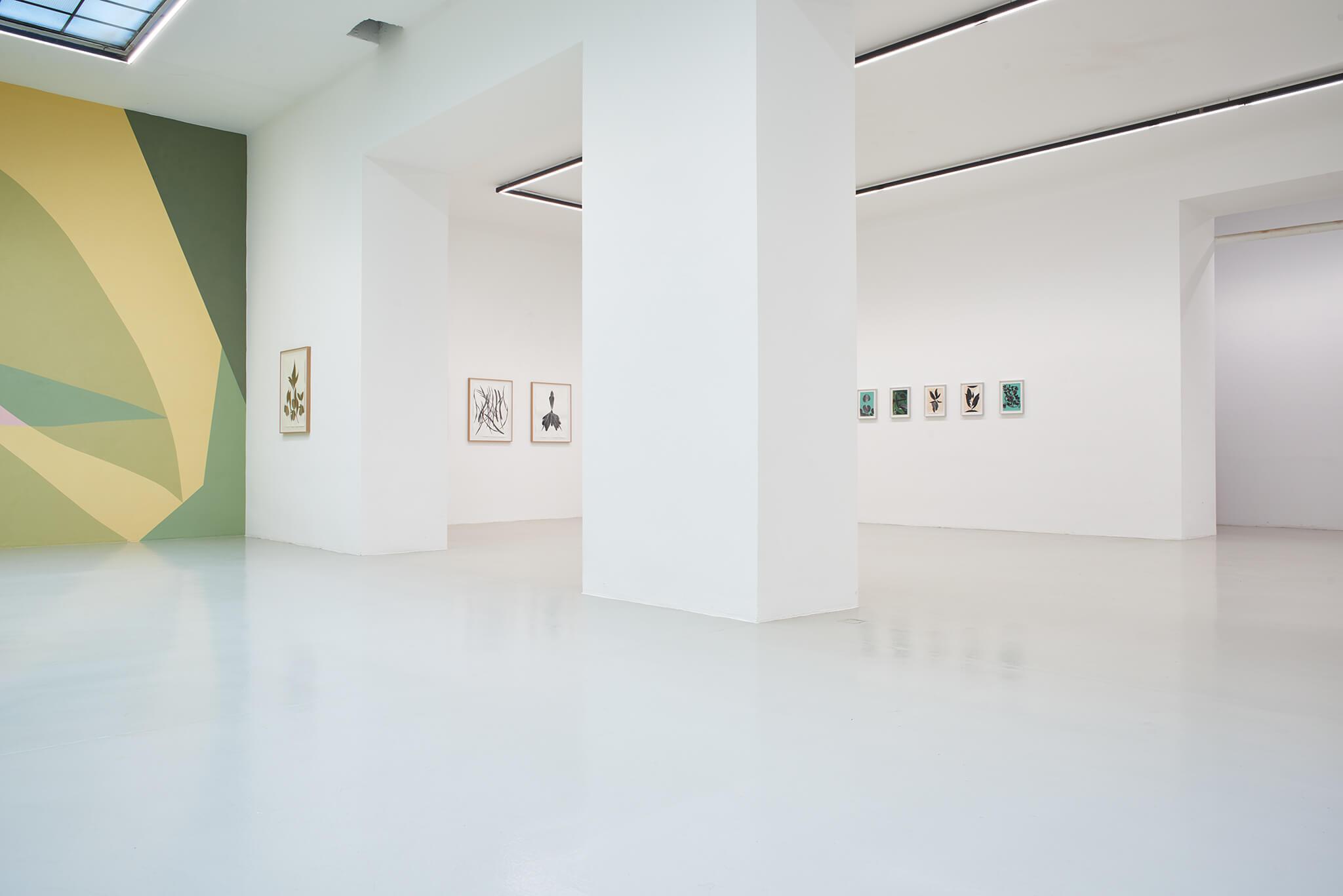 101_Frauke-Dannert_Collage_Ausstellung_Folie_Galerie-Lisa-Kandlhofer_Wien_2018