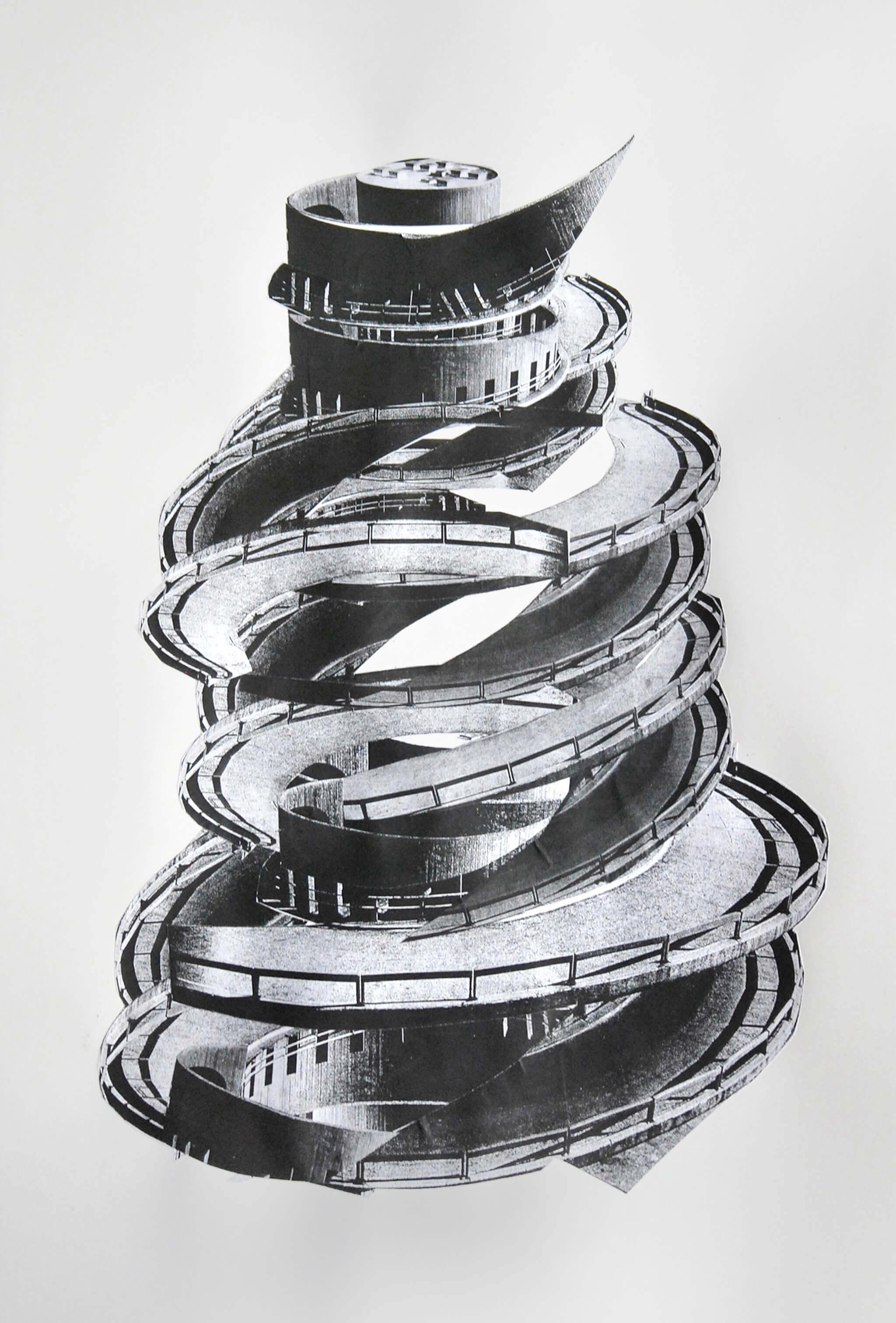 Serpentine II, 2011